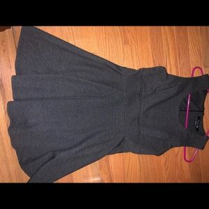 Dark grey Forever 21 dress grey
